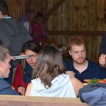 wizyta młodzieży z Belgii